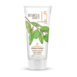 Botanical SPF15 Mineral Lotion